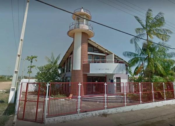 Farol do Saber Cícero Marcelino há seis anos (Foto: Google Maps)