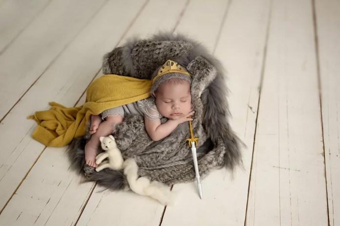 Elementos remetem à espada de aço valiriano e à loba de Arya Stark — Foto: Foto: Adriana Margotto