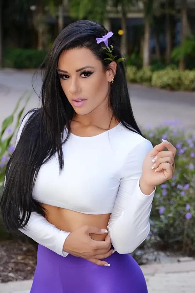 Sue Lasmar (Foto: MF Models/ Divulgação)