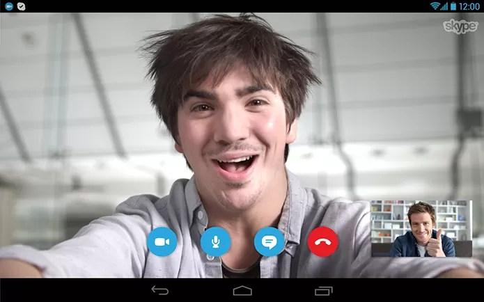 WhatsApp não tem chamadas de vídeo como no Skype (Foto: Divulgação)
