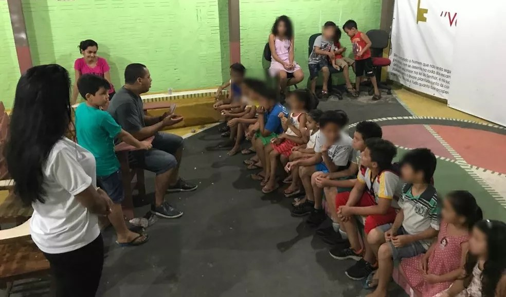 Projeto quer atender pelo menos 3 mil pessoas no Dia das Crianças (Foto: Rafael Almeida/Arquivo Pessoal)