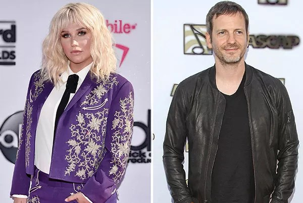 Kesha e Dr. Luke (Foto: Getty Images)