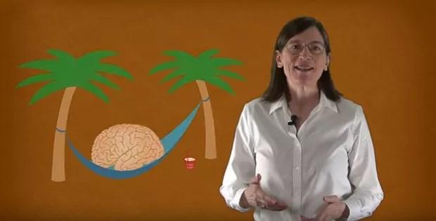 """A Dra. Barbara Oakley ministra um dos cursos mais bem-sucedidos da plataforma Coursera, chamado """"Learning How to Learn"""" (Foto: Reprodução/Youtube)"""