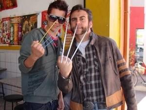 Costa Segundo Wolverine de Pinda (Foto: Arquivo pessoal/ Divulgação)