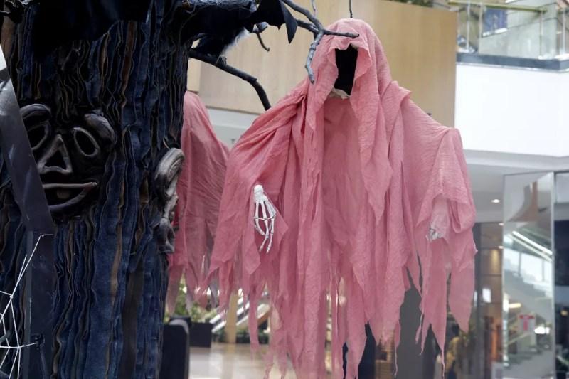 """Exposição """"MonsterVille"""" na Praça Central do ParkShopping — Foto: Divulgação"""