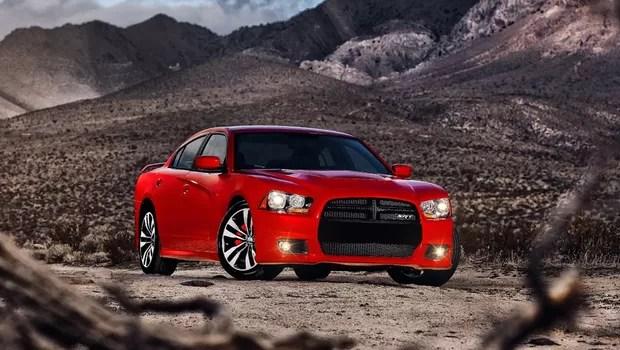Dodge Charger SRT8 (Foto: Chrysler)