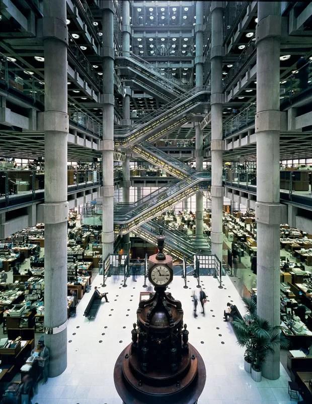 A arquitetura dos últimos 40 anos (Foto: © Prisma Bildagentur AG / Alamy)