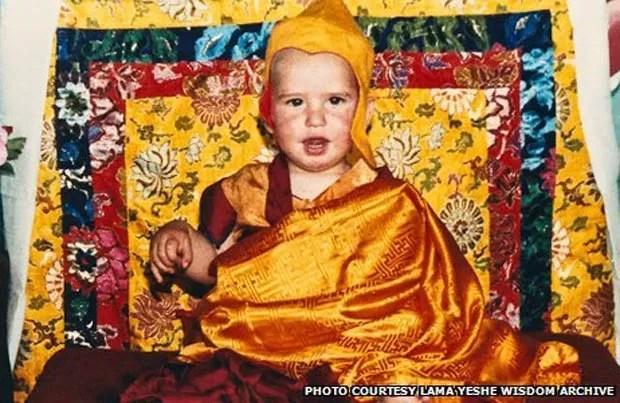 ... e, na infância, como lama (Foto: BBC)