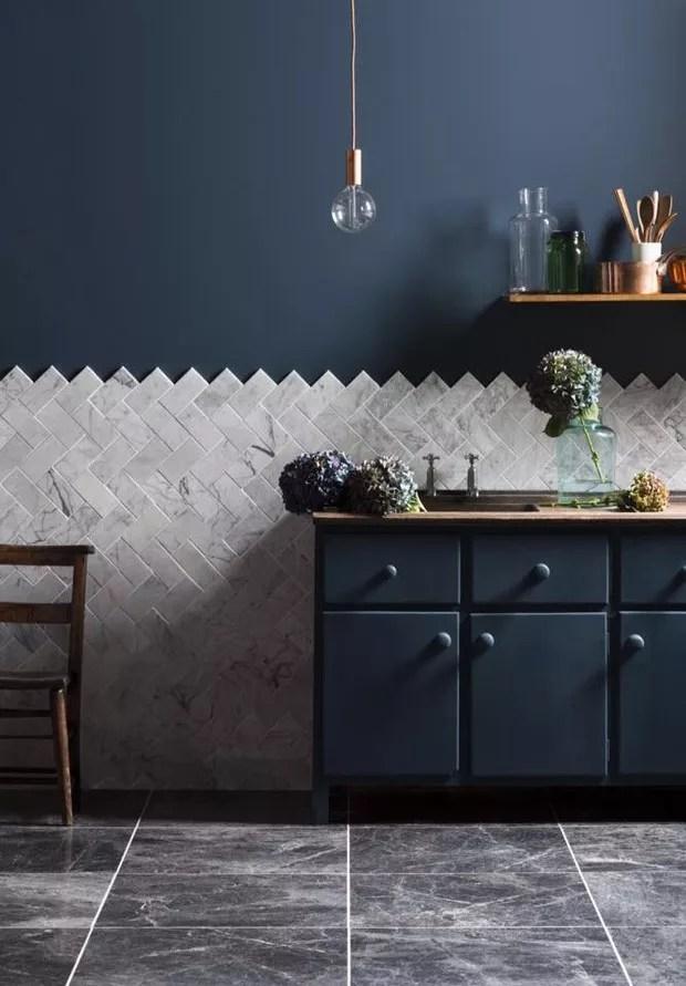 13 ideias para usar azul na cozinha  Casa Vogue  Ambientes
