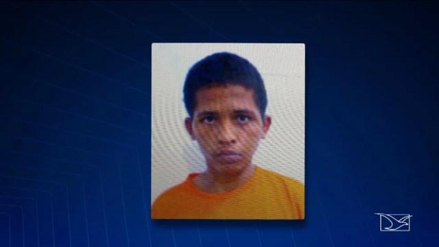 Adriano de Sousa Costa já teve 7 passagens pela polícia.  (Foto: Reprodução/TV Mirante)