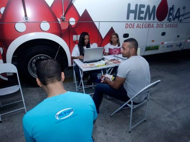 Hemoba abre inscrições para vagas temporárias (Foto: Elói Corrêa/GOVBA)
