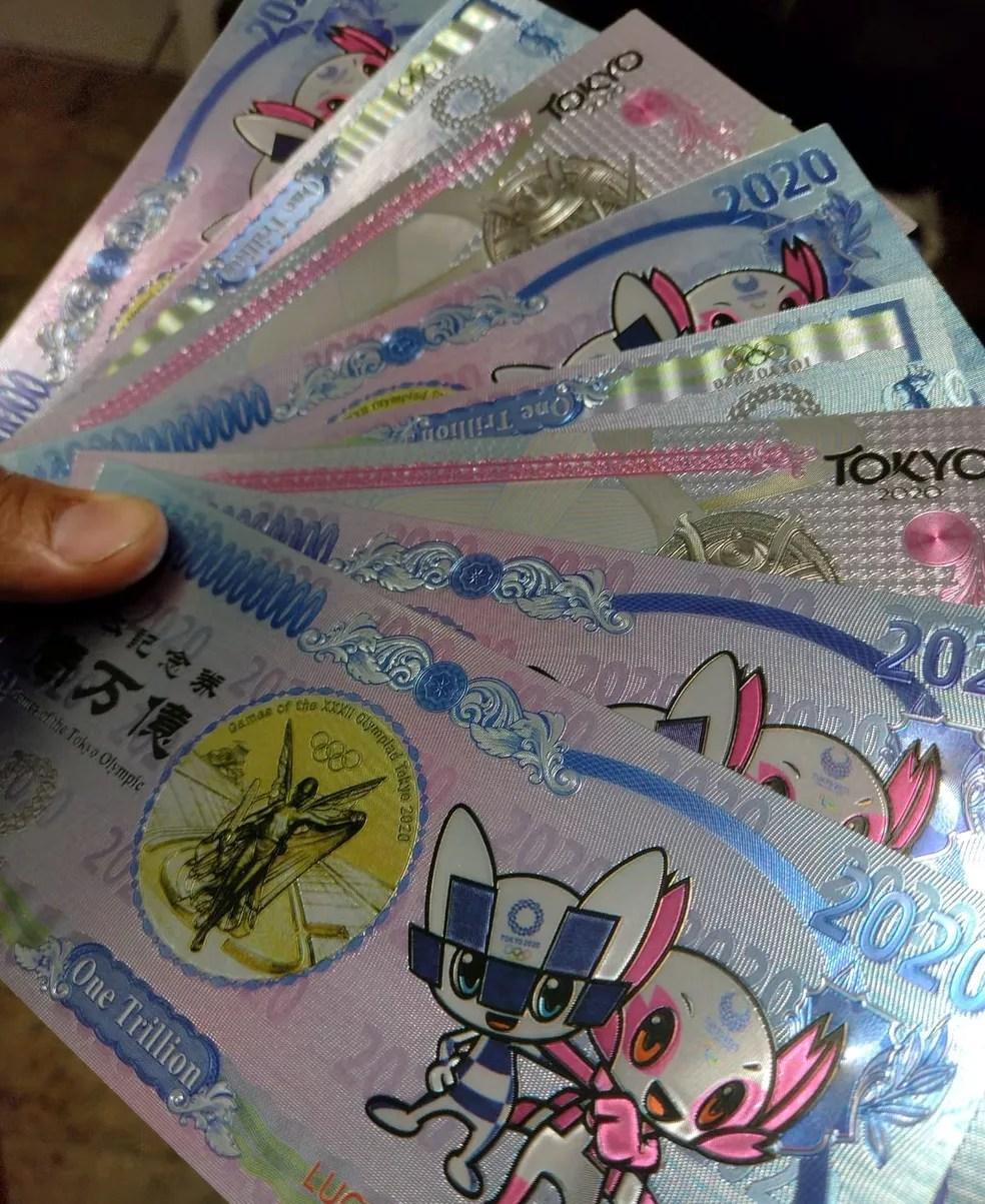 Denílson desembolsou quase R$ 30 mil na compra dos ingressos, passagens e hospedagem. — Foto: Arquivo pessoal