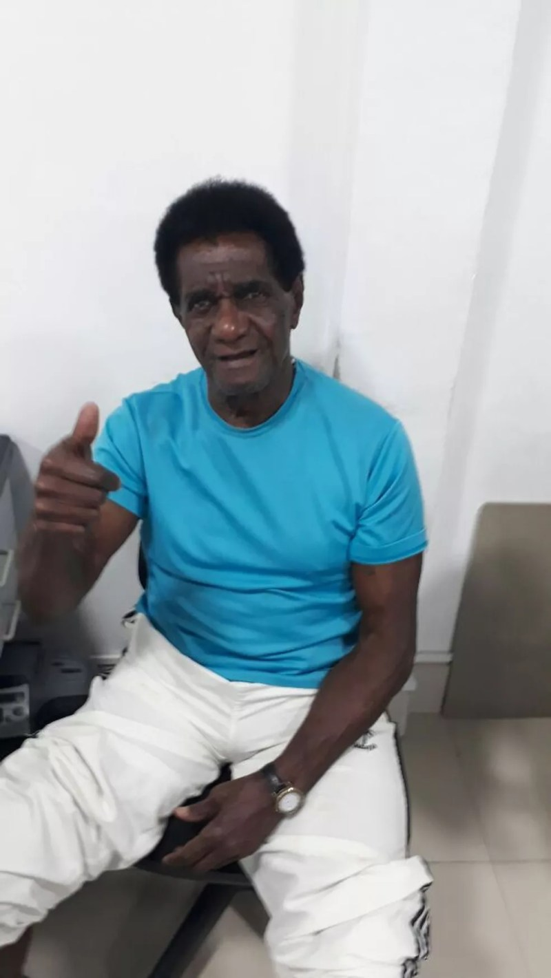 Walter Machado Silva Batuta — Foto: Arquivo Pessoal