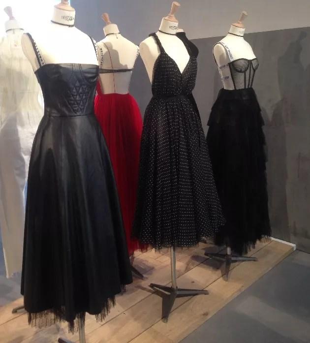 Vestidos Dior a Coleção Verão 2017 que desfilaram na Semana de Moda de Paris.