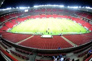 Arena Pernambuco vai receber jogos do Sport (Foto: Aldo Carneiro / Pernambuco Press)