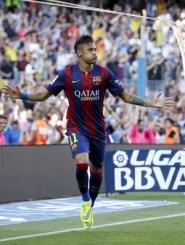 Neymar gol Barcelona x Real Sociedad