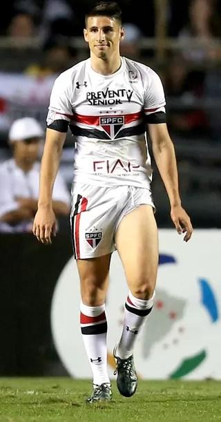 Jonathan Calleri São Paulo Atlético Nacional Libertadores (Foto: Getty Images)