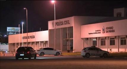 Casos foram registrados na Central de Polícia de João Pessoa — Foto: Reprodução/TV Paraíba