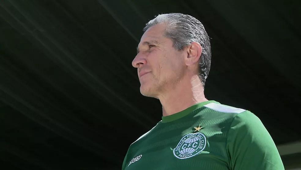 jorginho coritiba  — Foto: Everton Franco/RPC