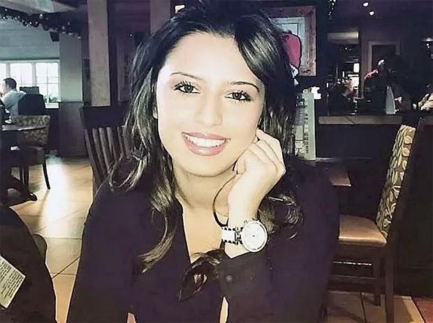 Sophia Pedraza parou de dar aulas para se tornar jogadora profissional de 'Pokémon Go' (Foto: Reprodução/Facebook/Sophia Pedrazza)