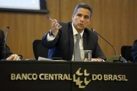 O presidente do Banco Central, Roberto Campos Neto — Foto: Raphael Ribeiro/BCB