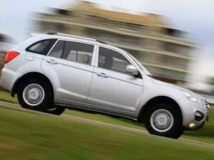 Lifan X60 chega em versão única por R$ 52.777 (Foto: Divulgação /  Shez Comunicação)