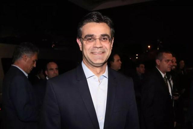 Rodrigo Garcia (DEM), eleito vice-governador de Doria — Foto: Celso Tavares/G1
