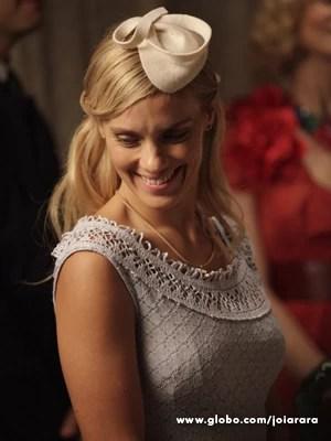 Carolina Dieckmann será Iolanda em Joia Rara (Foto: Joia Rara/TV Globo)