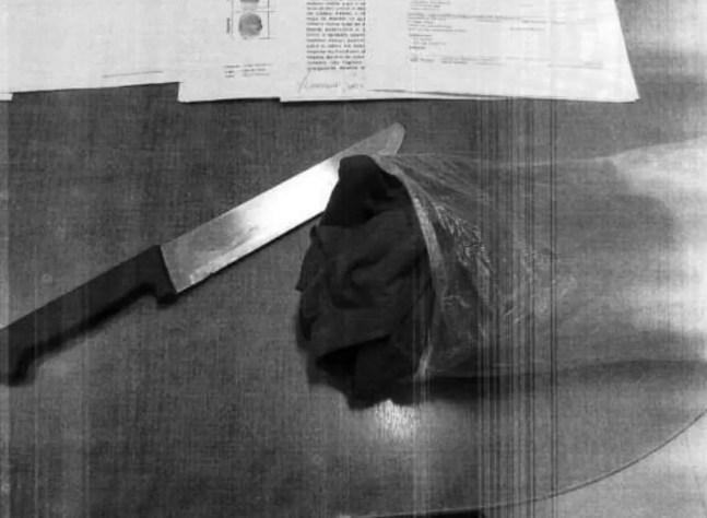 Pai falou que teve surto pela abstinência de drogas, pegou uma faca na cozinha e foi até o quarto dos filhos — Foto: Arquivo