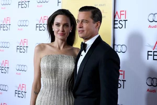 Angelina Jolie and Brad Pitt (Photo: Getty Images)