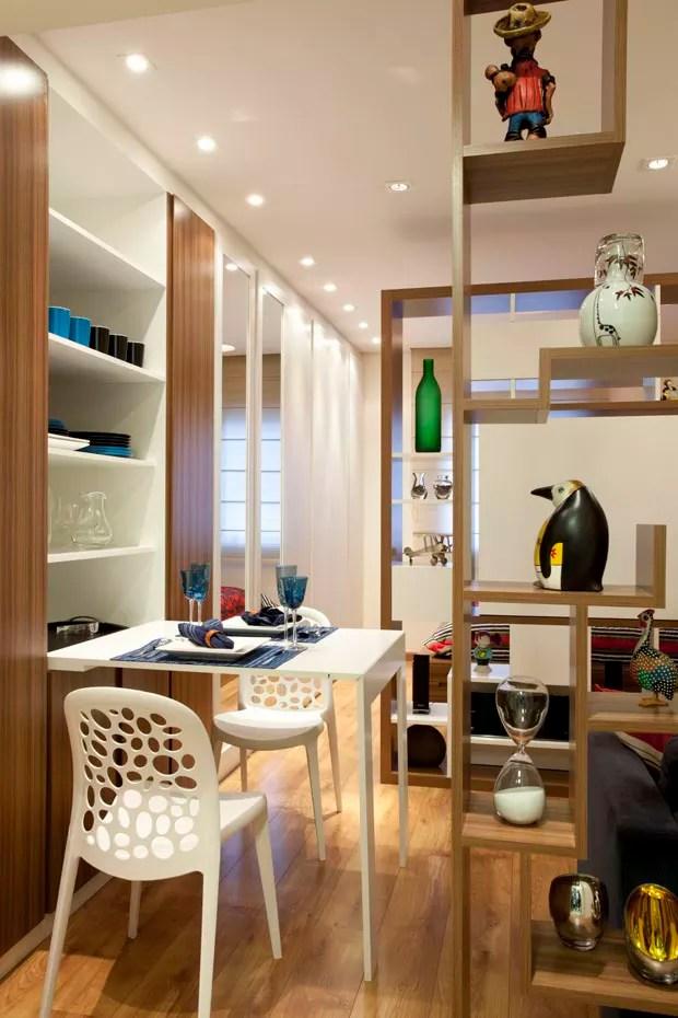 10 salas de jantar pequenas para se inspirar  Casa Vogue