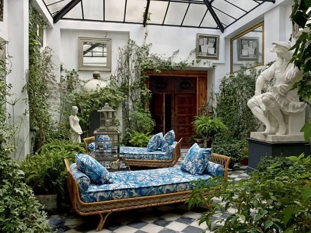 11 jardins guardados dentro de casa  Casa Vogue  Paisagismo
