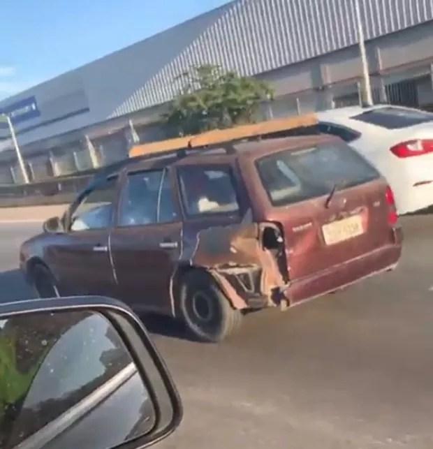 Carlinhos Maia dá carro novo a motorista com dinheiro que economizou na lua de mel 2