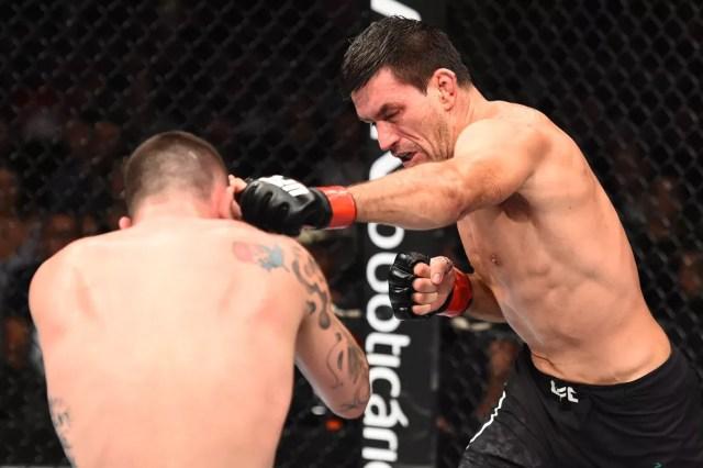 Demian Maia perdeu para Colby Covington no UFC São Paulo (Foto: Getty Images)