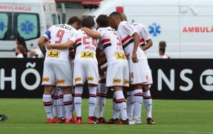 São Paulo ainda tem possibilidades de classificação para a Libertadores (Foto: Marcos Ribolli)