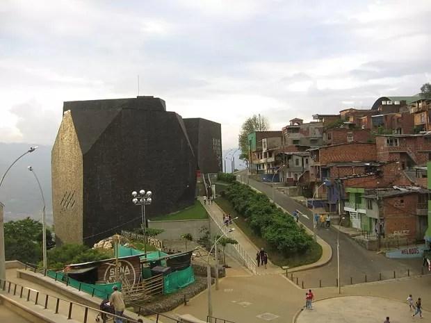Biblioteca pública de Medellín  (Foto: Albeiror24/WikiCommons)