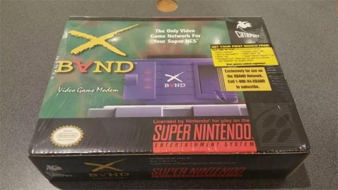 XBand permitia partidas online em jogos como NBA Jam.  (Foto: Reprodução)