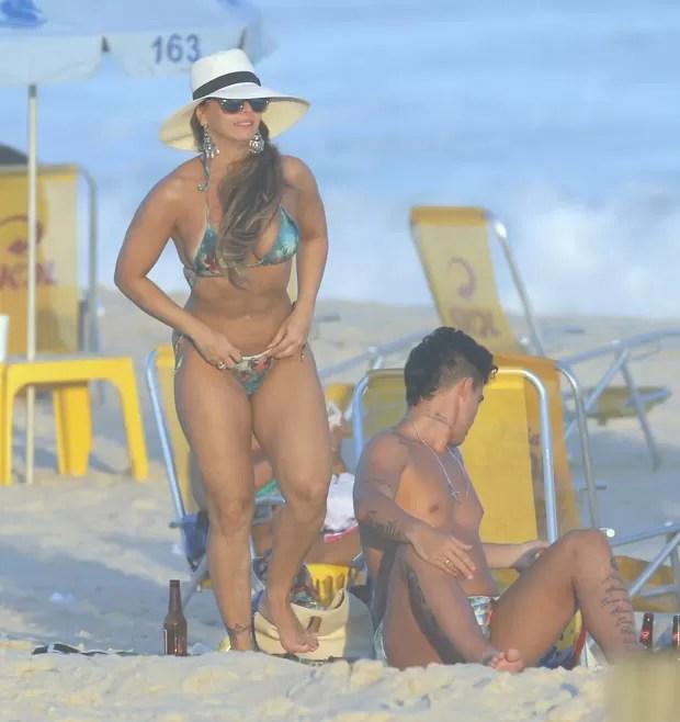 Viviane Araujo  (Foto: AgNews)