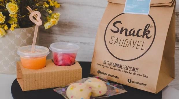 Lanche do Snack Saudável (Foto: Divulgação)