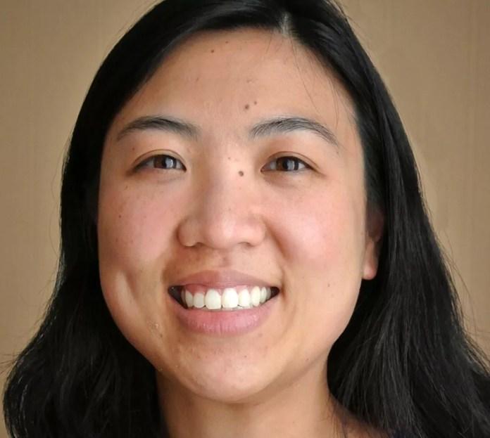A médica e professora Hillary Lum: maconha sendo utilizada para aliviar a dor e combater ansiedade e depressão — Foto: Divulgação