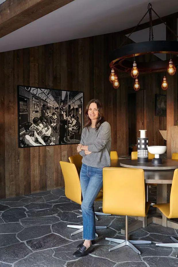 Courteney Cox coloca objetos de décor de sua casa em Malibu à venda (Foto: Reprodução)