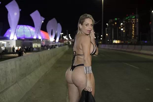 Jéssica Lopez no Rock in Rio