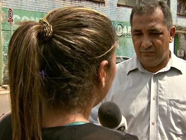 Mulher diz que pretende processar a empresa pelo risco eminente que correu  (Foto: Reprodução/Rede Amazônica Acre)