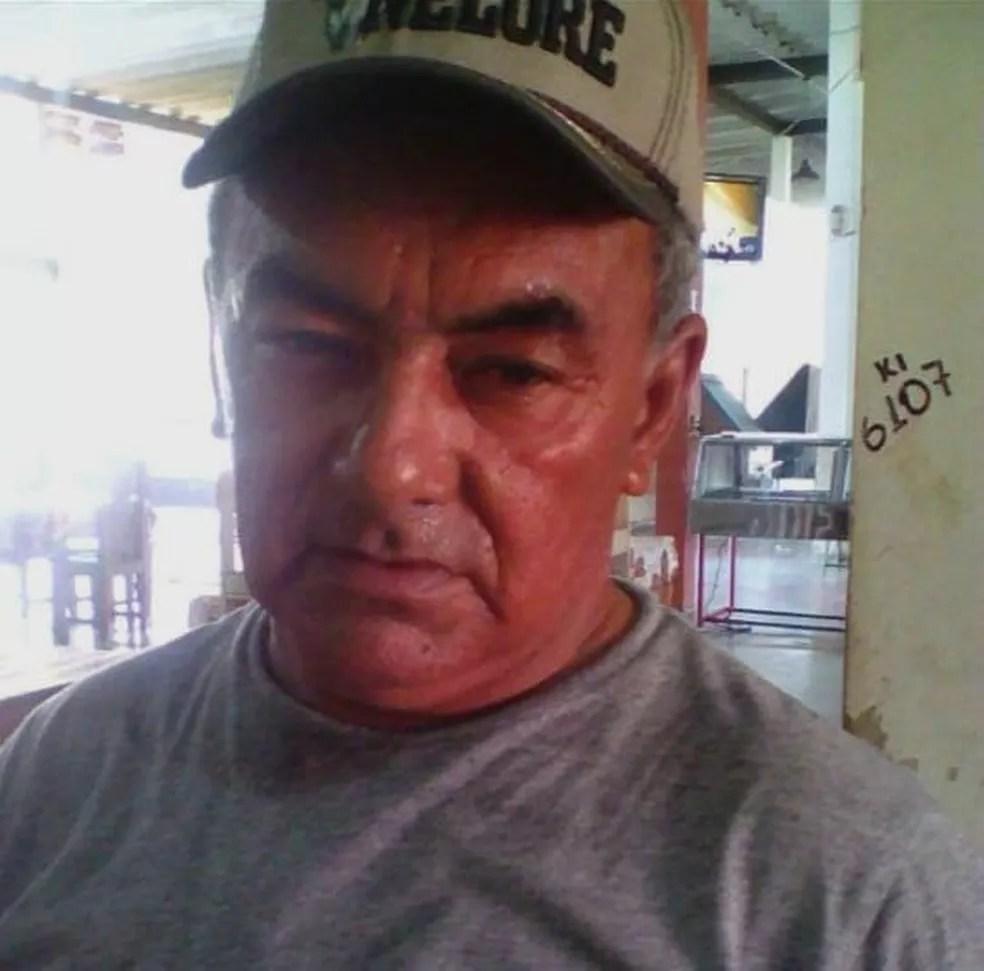Francisco Maia foi achado morto na sexta-feira (28) após quatro dias desaparecido — Foto: Arquivo da família