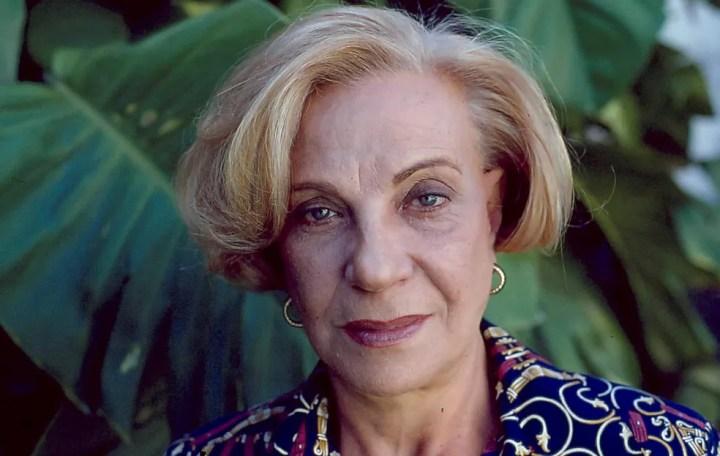 Márcia Real em 'De Corpo e Alma', de 1992 — Foto: Acervo TV Globo