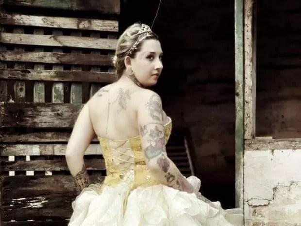 Emma Desire diz que vai mostrar que tem estilo e atitude de sobra para vencer o concurso (Foto: Raissa Paiva/Divulgação)