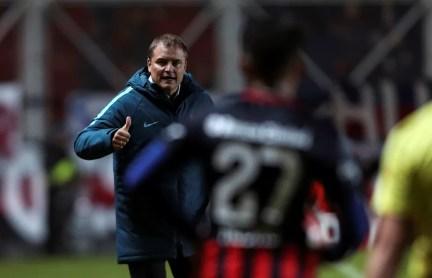 Diego Aguirre deverá ser o novo técnico do São Paulo (Foto: Agustin Marcarian/Reuters)