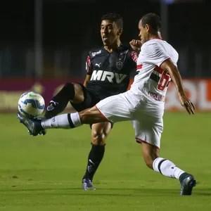 Morumbi, São Paulo x Atlético-MG  (Foto:  MARCOS BEZERRA/FUTURA PRESS/ESTADÃO CONTEÚDO)