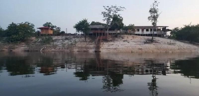Hoje são dez as pousadas em funcionamento na região, e outras cinco devem entrar em operação até 2020; cinco anos atrás, eram apenas duas as opções para os turistas — Foto: Dubes Sônego/ BBC NEWS BRASIL