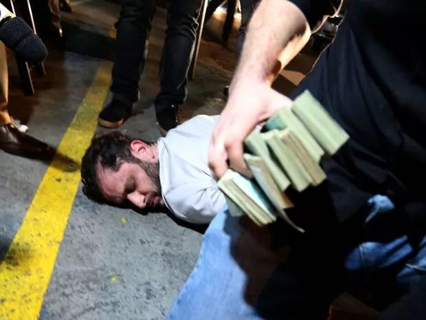 Delator da 'máfia do ISS' é preso por propina (Foto: Alex Silva/ Estadão Conteúdo)